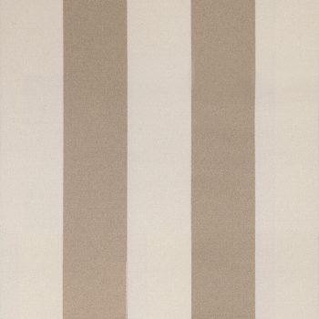 Betty Striped Fabric, Buff