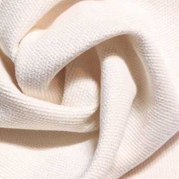 Etna Woven Fabric, Ivory