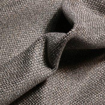 Milva Woven Fabric, Espresso