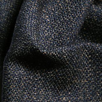 Milva Woven Fabric, Marine