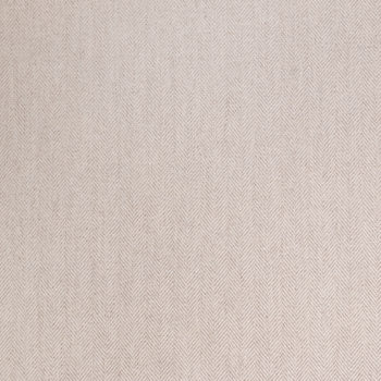 Falkland Herringbone Fabric, Silver